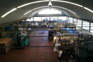 deposito magazzino stoccaggio prato zaghe
